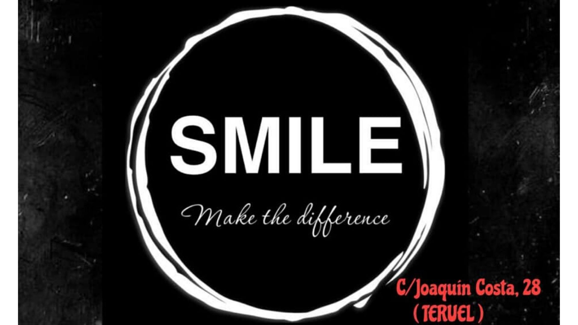 Smile make the difference
